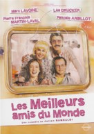 Les meilleurs amis du monde - French Movie Cover (xs thumbnail)