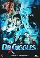 Dr. Giggles - German Blu-Ray movie cover (xs thumbnail)