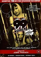 99 mujeres - British DVD cover (xs thumbnail)