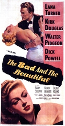 The Bad and the Beautiful - Movie Poster (xs thumbnail)