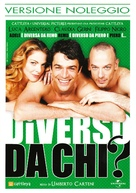 Diverso da chi - Italian Movie Cover (xs thumbnail)