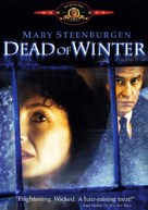 Dead of Winter - DVD movie cover (xs thumbnail)
