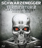 Terminator 2: Judgment Day - French Blu-Ray cover (xs thumbnail)