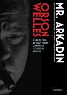 Mr. Arkadin - Brazilian DVD cover (xs thumbnail)