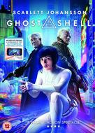 Ghost in the Shell - British Movie Cover (xs thumbnail)