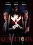 Red Victoria - British Movie Poster (xs thumbnail)