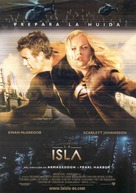The Island - Spanish poster (xs thumbnail)