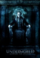 Underworld: Rise of the Lycans - German Movie Poster (xs thumbnail)