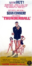 Thunderball - Australian Movie Poster (xs thumbnail)