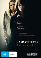 A Sister's Secret - Australian Movie Cover (xs thumbnail)