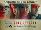 Side Effects - British Movie Poster (xs thumbnail)