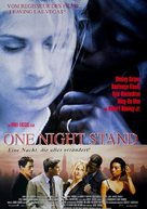One Night Stand - German Movie Poster (xs thumbnail)