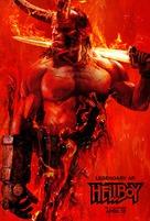 Hellboy - Teaser movie poster (xs thumbnail)