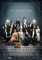 Downton Abbey - Romanian Movie Poster (xs thumbnail)