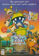 The Rugrats Movie - British Movie Poster (xs thumbnail)