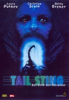 Tail Sting - German Movie Cover (xs thumbnail)