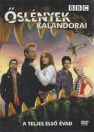 """Primeval"" - Hungarian DVD movie cover (xs thumbnail)"
