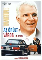 L.A. Story - Hungarian Movie Cover (xs thumbnail)