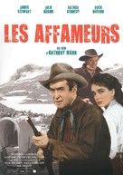 Bend of the River - French Re-release movie poster (xs thumbnail)