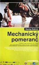 A Clockwork Orange - Czech Movie Poster (xs thumbnail)