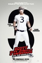Scott Pilgrim vs. the World - British Movie Poster (xs thumbnail)