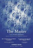 The Master - Dutch Movie Poster (xs thumbnail)
