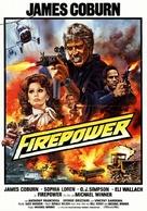 Firepower - German Movie Poster (xs thumbnail)