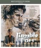 Rumble Fish - German Movie Cover (xs thumbnail)