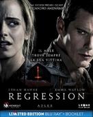 Regression - Italian Blu-Ray movie cover (xs thumbnail)