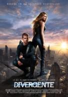 Divergent - Spanish Movie Poster (xs thumbnail)