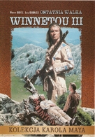 Winnetou - 3. Teil - Polish Movie Cover (xs thumbnail)