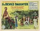 The Devil's Daughter - Theatrical poster (xs thumbnail)