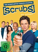 """Scrubs"" - German DVD movie cover (xs thumbnail)"