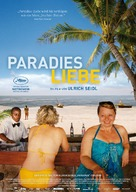 Paradies: Liebe - German Movie Poster (xs thumbnail)