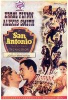 San Antonio - Spanish Movie Poster (xs thumbnail)