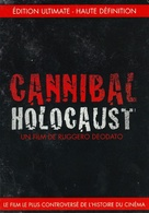 Cannibal Holocaust - French DVD movie cover (xs thumbnail)