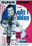 Imitation General - Swedish Movie Poster (xs thumbnail)