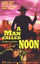 Un hombre llamado Noon - German VHS cover (xs thumbnail)