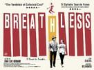 À bout de souffle - British Movie Poster (xs thumbnail)