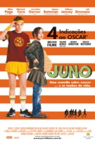 Juno - Brazilian Movie Poster (xs thumbnail)