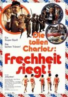 Les bidasses en folie - German Movie Poster (xs thumbnail)