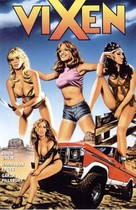 Vixen! - French DVD cover (xs thumbnail)
