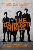 The Darkest Minds - German Movie Poster (xs thumbnail)