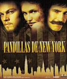 Gangs Of New York - Argentinian Movie Poster (xs thumbnail)