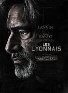 Les Lyonnais - French Movie Poster (xs thumbnail)