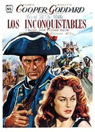 Unconquered - Spanish Movie Poster (xs thumbnail)