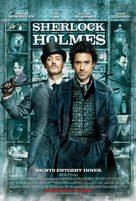 Sherlock Holmes - German Movie Poster (xs thumbnail)