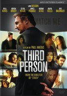 Third Person - DVD cover (xs thumbnail)