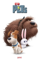 The Secret Life of Pets - Concept poster (xs thumbnail)