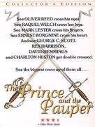 The Prince and the Pauper - British Movie Cover (xs thumbnail)
